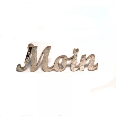 """Schlüsselanhänger """"Moin"""""""